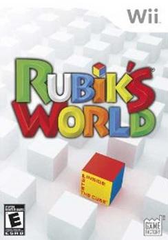 Rubiks World - Wii - Used