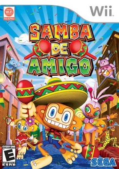 Samba De Amigo - Wii - Used