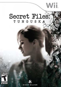 Secret Files: Tunguska - Wii - Used