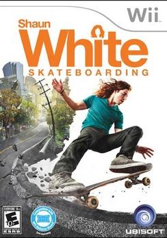 Shaun White Skateboarding - Wii - Used