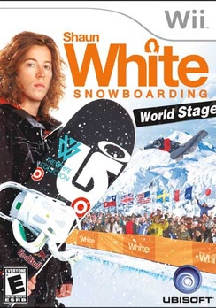 Shaun White Snowboarding World Stage - Wii - Used