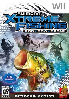 Shimano Xtreme Fishing - Wii - Used