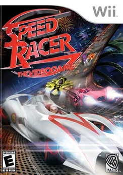 Speed Racer - Wii - Used