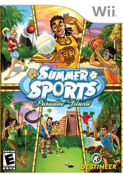 Summer Sports - Wii - Used
