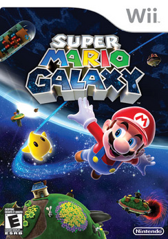 Super Mario Galaxy - Wii - Used