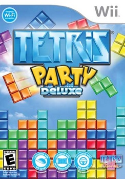 Tetris Party Deluxe - Wii - Used