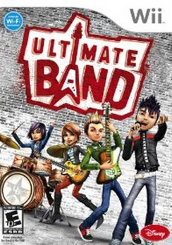 Ultimate Band - Wii - Used
