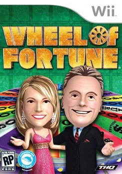 Wheel Of Fortune - Wii - Used
