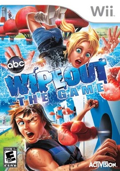 Wipeout: The Game - Wii - Used