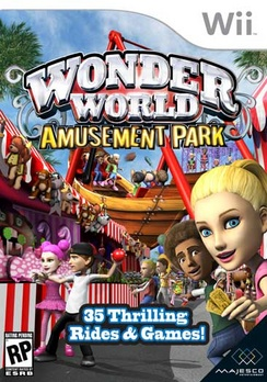 Wonderworld Amusement Park - Wii - Used