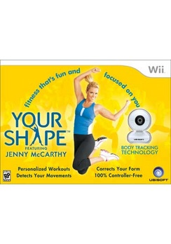 Your Shape - Wii - Used