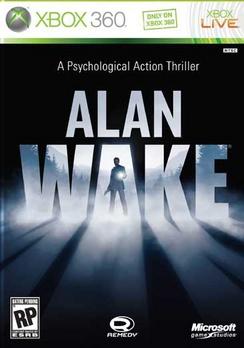 Alan Wake - XBOX 360 - Used