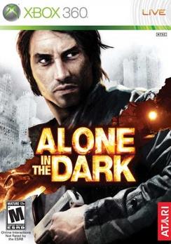 Alone In The Dark - XBOX 360 - Used