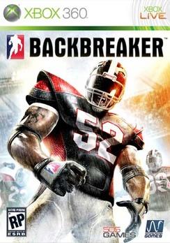 Backbreaker Football - XBOX 360 - Used