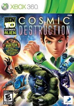 Ben 10: Ultimate Alien - XBOX 360 - Used