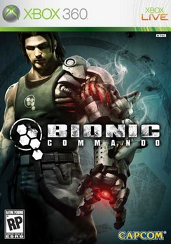 Bionic Commando - XBOX 360 - Used