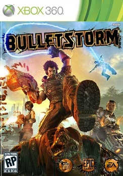 Bulletstorm - XBOX 360 - Used
