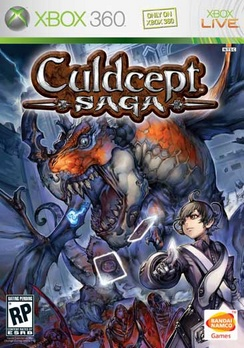 Culdcept Saga - XBOX 360 - Used