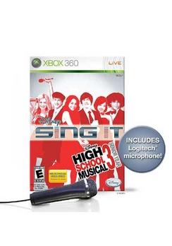 Disney Sing It High School Musical 3 Senior Year B - XBOX 360 - Used
