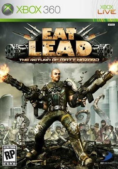 Eat Lead: Matt Hazard - XBOX 360 - Used