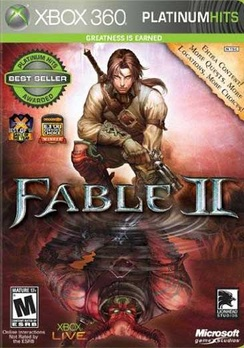 Fable 2 Platinum Hits - XBOX 360 - Used