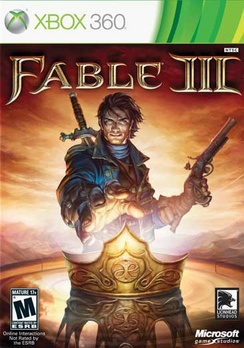 Fable 3 - XBOX 360 - Used