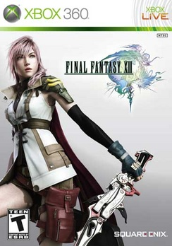 Final Fantasy XIII (3 Discs) - XBOX 360 - Used