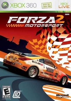 Forza Motorsports 2 - XBOX 360 - Used