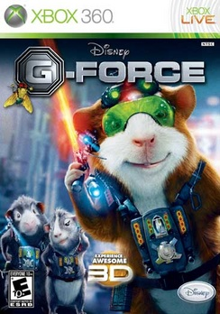G-Force - XBOX 360 - Used