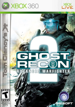 Ghost Recon Advanced Warfighter 2 - XBOX 360 - Used