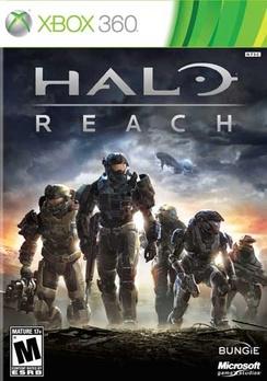 Halo Reach (replenishment-no token) - XBOX 360 - Used