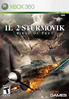 Il-2 Sturmovik Birds of Prey - XBOX 360 - Used