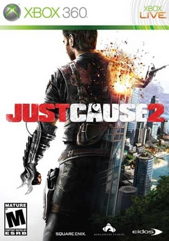 Just Cause 2 - XBOX 360 - Used