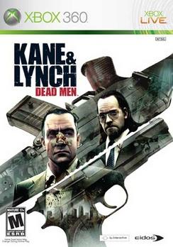 Kane & Lynch - XBOX 360 - Used