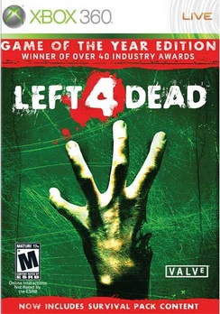 Left 4 Dead Game Of The Year - XBOX 360 - Used