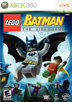 Lego Batman: The Video Game - XBOX 360 - Used
