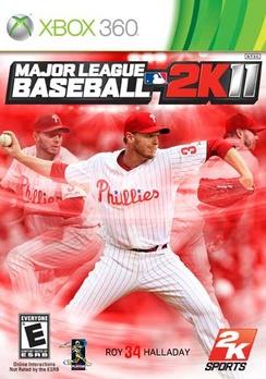 Major League Baseball 2K11 - XBOX 360 - Used