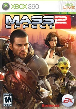 Mass Effect 2 - XBOX 360 - Used