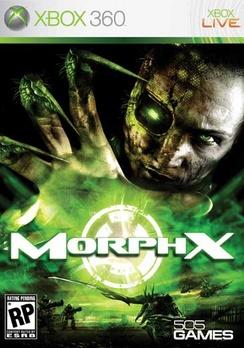 Morphx - XBOX 360 - Used