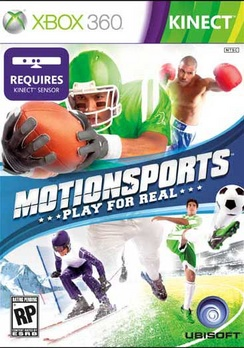 Motionsports - XBOX 360 - Used