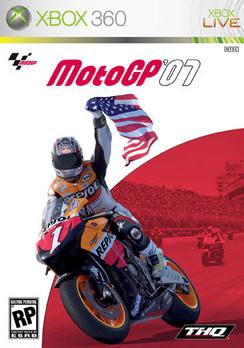 Moto GP 2007 - XBOX 360 - Used