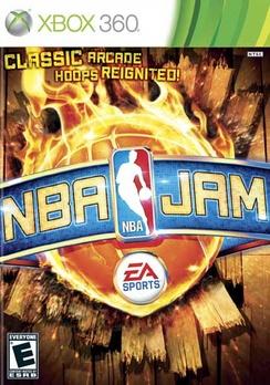 NBA Jam - XBOX 360 - Used