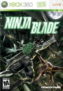 Ninja Blade - XBOX 360 - Used