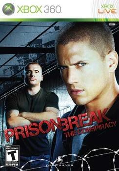 Prison Break: Conspiracy - XBOX 360 - Used
