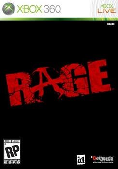 Rage - XBOX 360 - Used