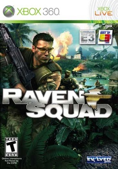 Raven Squad: Hidden Dagger - XBOX 360 - Used