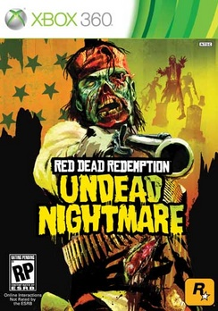 Red Dead Redemption Undead Nightmare Collection - XBOX 360 - Used