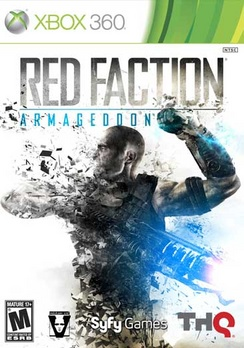 Red Faction Armageddon - XBOX 360 - Used