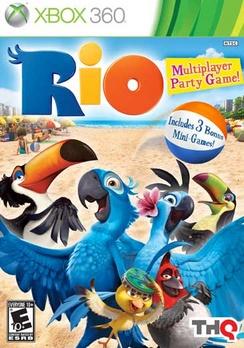 Rio - XBOX 360 - Used