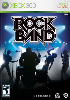 Rock Band - XBOX 360 - Used
